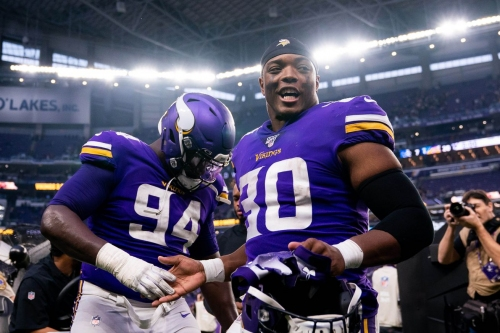 Minnesota Vikings at Los Angeles Chargers: ALL THE COVERAGE~!
