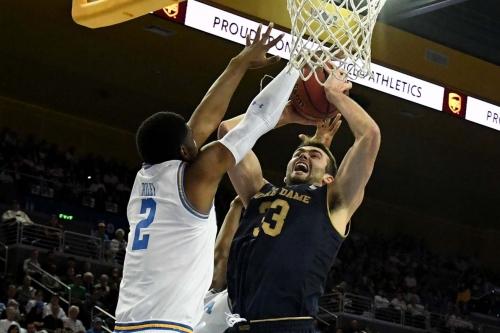 UCLA Bruins at Notre Dame Fighting Irish Game Thread