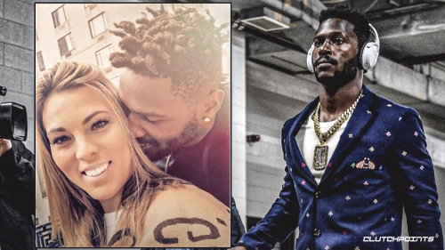 Antonio Brown's ex-girlfriend fires out at AB, his hidden 'truth'