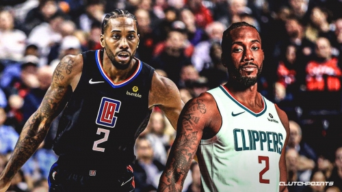 Kawhi Leonard says he and Paul George are 'still trying to build our chemistry'