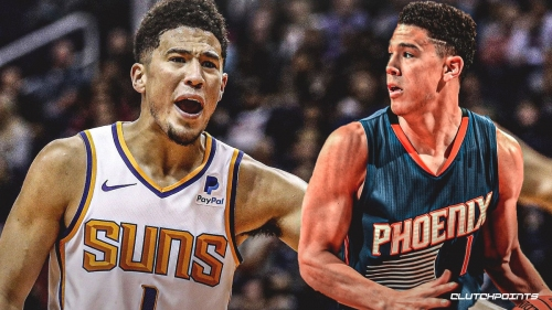 Devin Booker will not play for Suns vs. Spurs in Mexico City