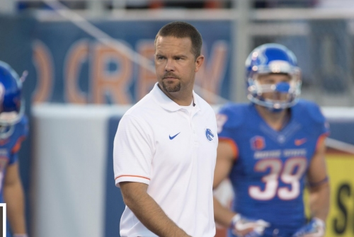 ASU officially names Boise State's Zak Hill as offensive coordinator