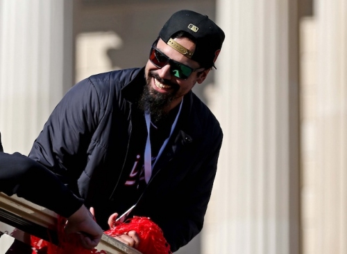 Angels Introduce Anthony Rendon, Who Thinks Highly Of Dodgers Organization But Not 'Hollywood Lifestyle'