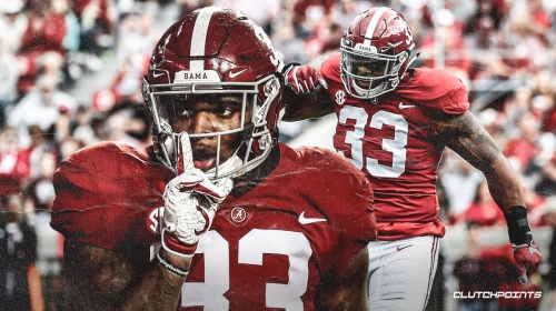 Alabama EDGE Anfernee Jennings and the Ravens could be a perfect fit in the NFL Draft