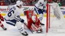 Maple Leafs loan Pontus Aberg, Martin Marincin to Toronto Marlies
