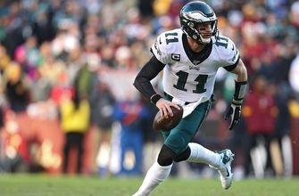 Eagles escape Washington with 37-27 win, sets up battle for the division vs Dallas