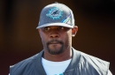 Brian Flores fined for confrontation with official