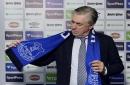 How serial winner Carlo Ancelotti aims to shine light on underachieving Everton's history