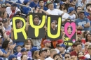 Hyun-Jin Ryu Thanks Dodgers Fans For 'Wonderful Time' After Signing With Blue Jays
