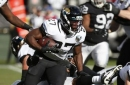Jaguars downgrade RB Fournette to doubtful with illness