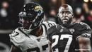 Jaguars RB Leonard Fournette says he's out against the Colts