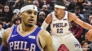 Sixers' Tobias Harris questionable to play vs. Heat