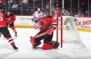Binghamton Shutouts Rochester behind Louis Domingue's 32 Save Performance
