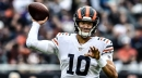 Bears planning to stick with Mitch Trubisky as starting quarterback