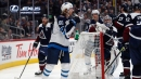 Kyle Connor's hat trick lifts Jets over Avalanche