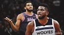 Karl-Anthony Towns to ramp up on-court work, ruled out vs. Bucks
