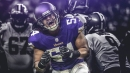 Vikings LB Eric Kendricks practices on Thursday for first time since quad injury