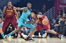 Hornets snap losing streak with late run, beat Cavaliers, 109-106