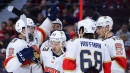 Evgenii Dadonov's two power-play goals lead Panthers past Senators