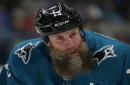 Sharks' Joe Thornton discusses passing Adam Oates on NHL's all-time assist list