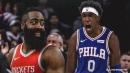 Sixers' Josh Richardson admits guarding Rockets' James Harden is 'always frustrating'