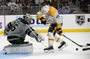 Nashville Predators @ L.A. Kings Preview: Try, Try Again
