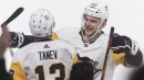Brandon Tanev scores in overtime, Penguins beat Canadiens