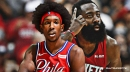 Sixers' Josh Richardson thinks James Harden 'might be the best offensive player ever'