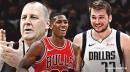 Bulls' Kris Dunn, Jim Boylen praise Luka Doncic's ascent to stardom ahead of tilt vs. Mavs