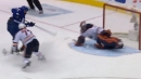 Maple Leafs quick exit from own zone sets up Gauthier goal