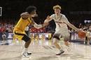Where do NBA mock drafts have Nico Mannion, Josh Green, and Zeke Nnaji?