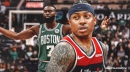 Isaiah Thomas says 'confidence' is what changed in Celtics' Jaylen Brown this season