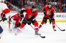 Ottawa Senators Forward Nick Paul Injured