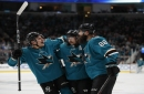 Sharks 2, Stars 1: Aaron Dell shines, and a team identity takes hold