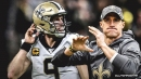 Report: TV network gauging Drew Brees' interest in NFL analyst role