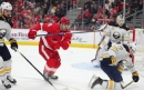 Detroit Red Wings vs. Buffalo Sabres: Photos from LCA