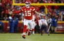 Chiefs join 49ers, Titans in NFL championship round