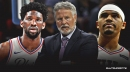 Sixers coach Brett Brown looking for Tobias Harris to be more aggressive in light of Joel Embiid absence