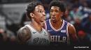 Spurs' DeMar DeRozan, Sixers' Josh Richardson named Players of the Week