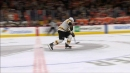 Bruins lose after Marchand overskates puck in shootout attempt