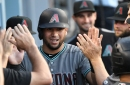 David Peralta on new deal with D-Backs: 'This is where I want to be'