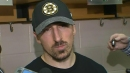 Marchand reflects on shootout misplay that cost Bruins the win