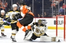 Flyers 6, Bruins 5: Yeah, we don't know either