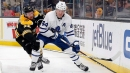 Maple Leafs' Morgan Rielly on injury: 'It happens to everyone'