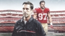 49ers' Kyle Shanahan comes to Nick Bosa's defense