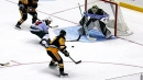 Crosby scores on Dubnyk in return after missing 28 games