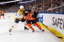 Oilers fend off Forsberg's lacrosse goal to fly past Predators