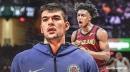VIDEO: Clippers' Ivica Zubac posterizes Cavs guard Collin Sexton
