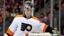 Flyers goaltender Carter Hart out 2-3 weeks with abdominal strain
