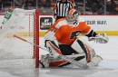 Philadelphia Flyers Carter Hart Out With Abdominal Injury